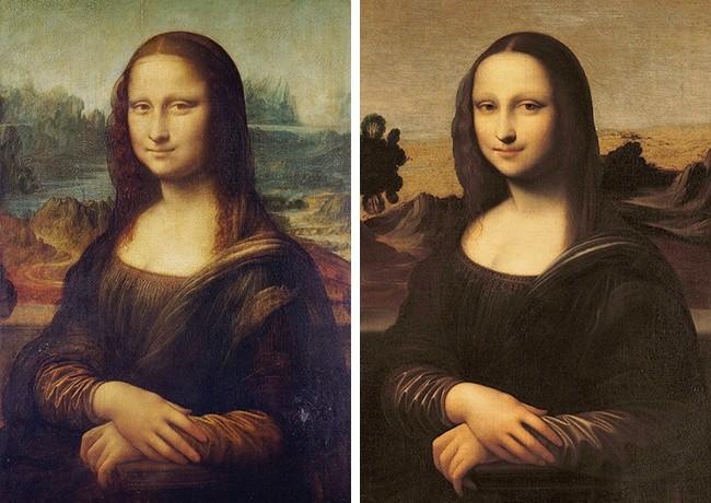 3. Mona Lisa z Isleworth