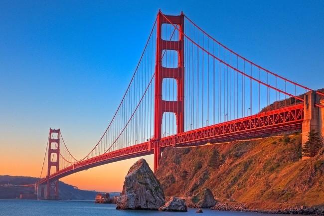 7. Kolor Golden Gate Bridge