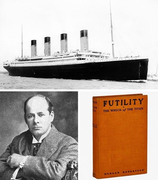 2 Przeczucie odnośnie Titanica