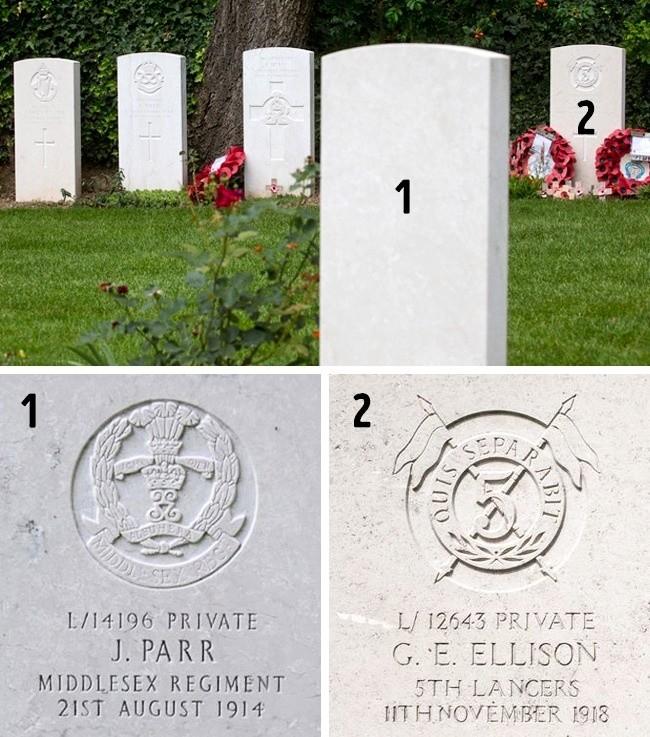 7 Pierwszy i ostatni żołnierz