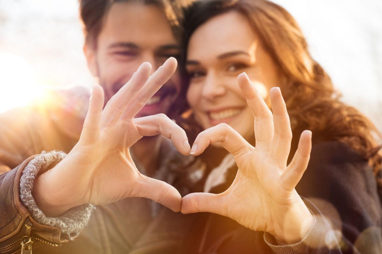 10. Jesteście dumni ze swojego partnera