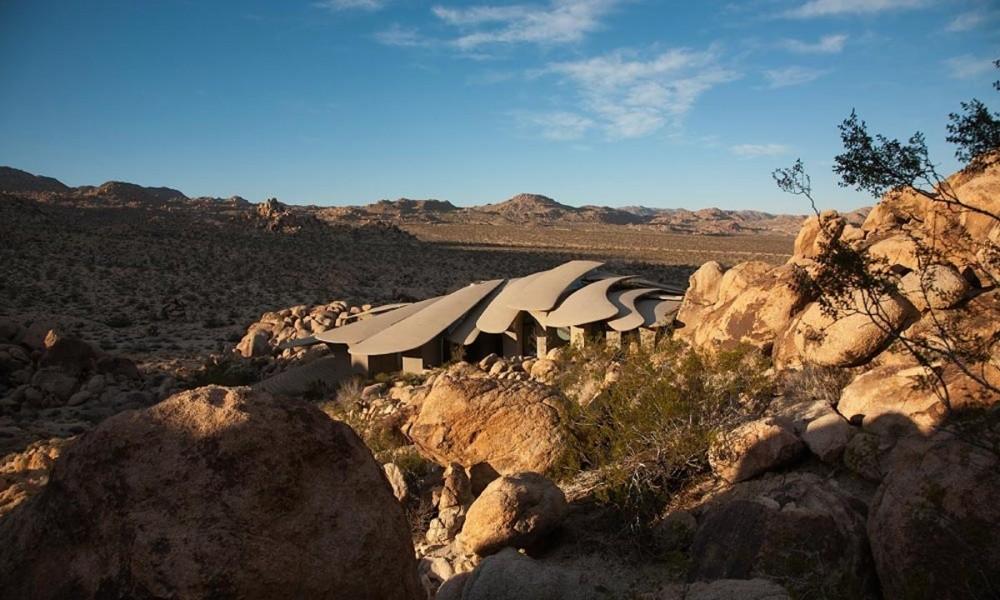 9. Oaza na pustyni, Kalifornia, USA
