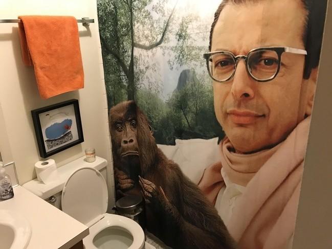 Goście zawsze są w szoku gdy pierwszy raz wchodzą do naszej toalety
