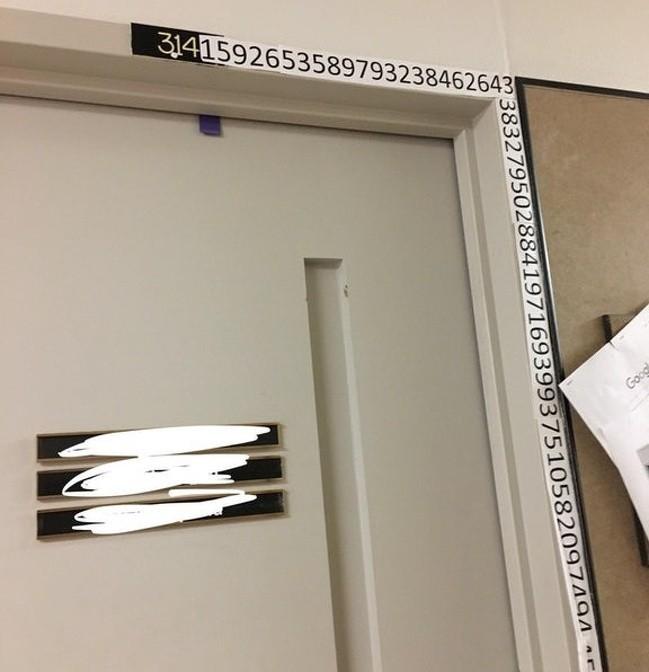 Gabinet matematyczny nr Pi