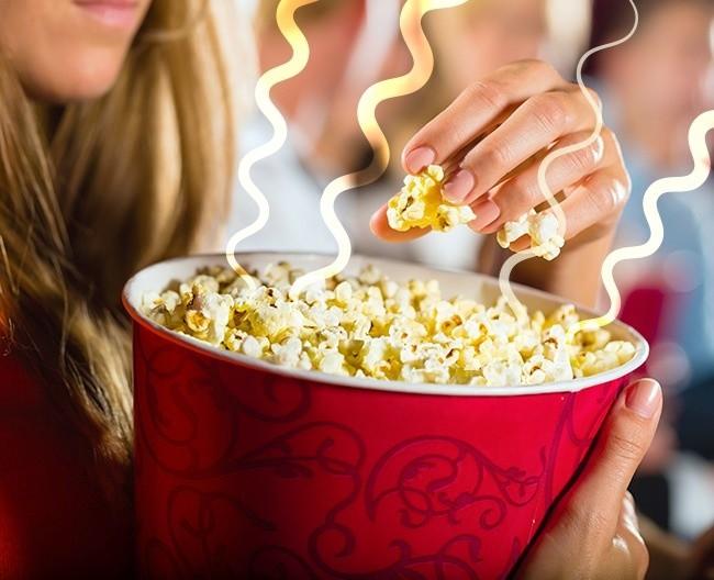 5. Dlaczego popcorn pachnie tak dobrze?