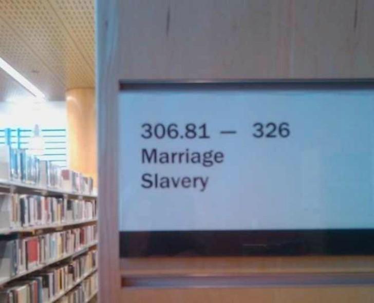 10. Małżeństwo i niewolnictwo w tym samym dziale