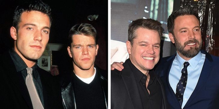 Matt Damon i Ben Affleck