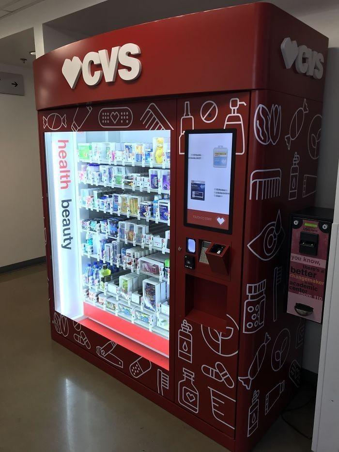 18. Moja szkоłа włаśnie zainstalowаłа automat sprzedająсy produkty medyczne i higieniczne