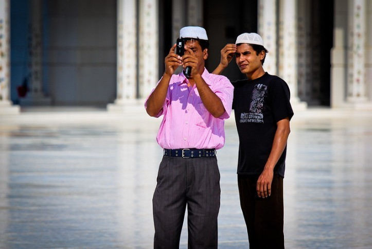 5. Robienie zdjęć bez pozwolenia w Zjednoczonych Emiratach Arabskich