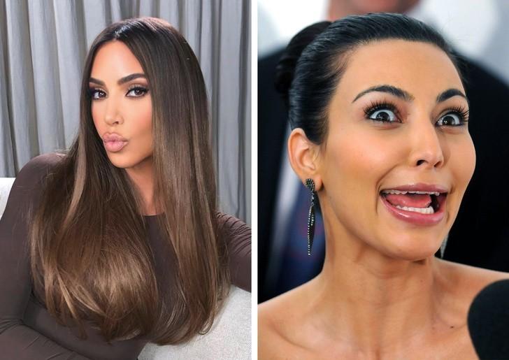 11. Kim Kardashian
