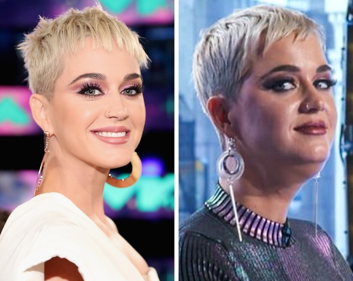 5. Katy Perry