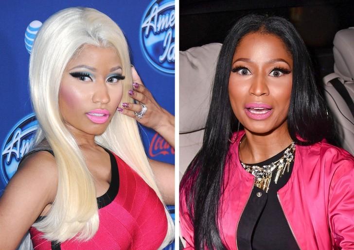 6. Nicki Minaj