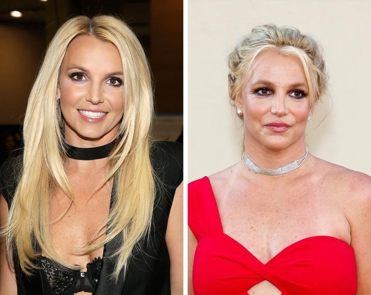 9. Britney Spears