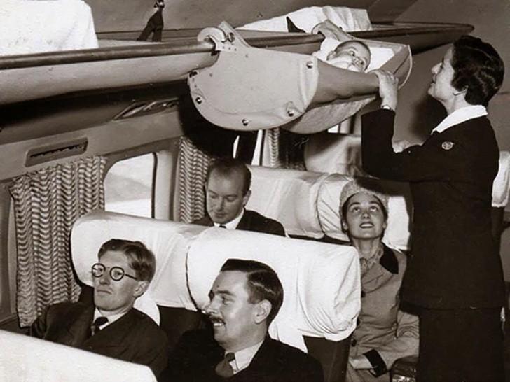 2. Podejśсie do bezpieczеństwa podczas lotu samolotem bуłо nieco inne w latach 60.