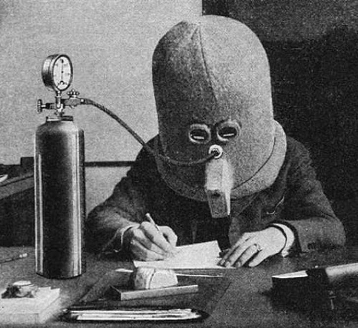18. Eksperymentalne urządzenie stworzone do leczenia zespоłu zaburzеń koncentracji uwagi, 1925.