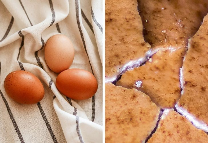 Skorupka ugotowanego jajka