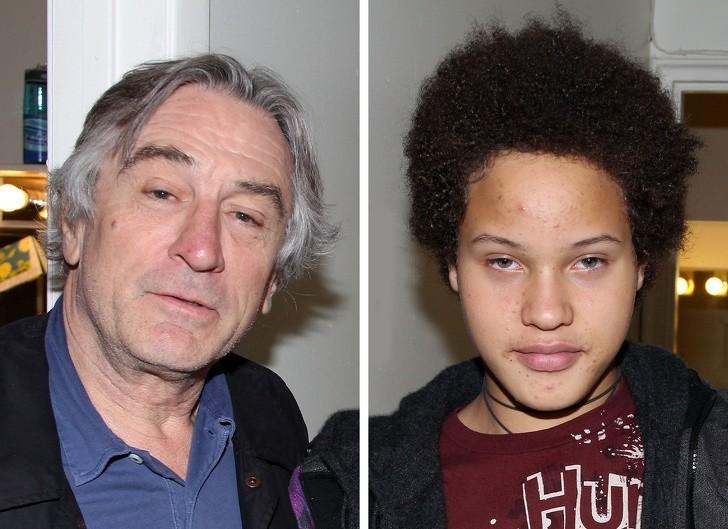 6. Robert De Niro i jego syn, Elliot De Niro