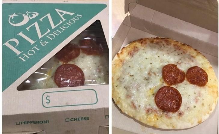 5. Pizza z pepperoni