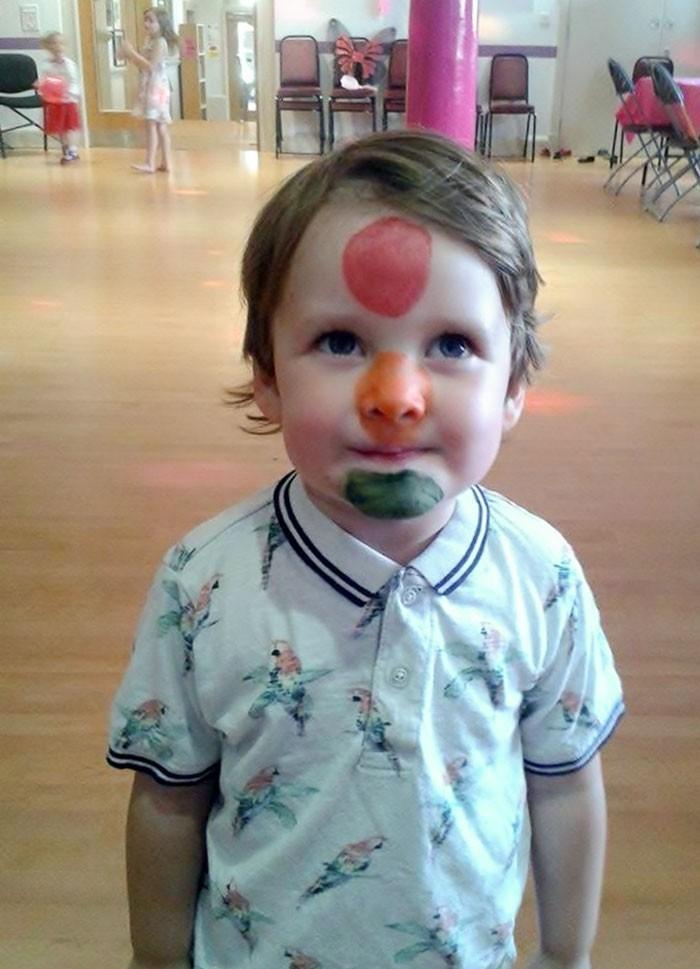 """""""Mój syn nie chciał być tygrysem ani superbohaterem. Chciał być sygnalizacją świetlną."""""""