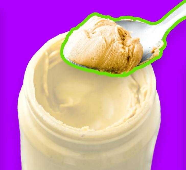 4. Masło orzechowe