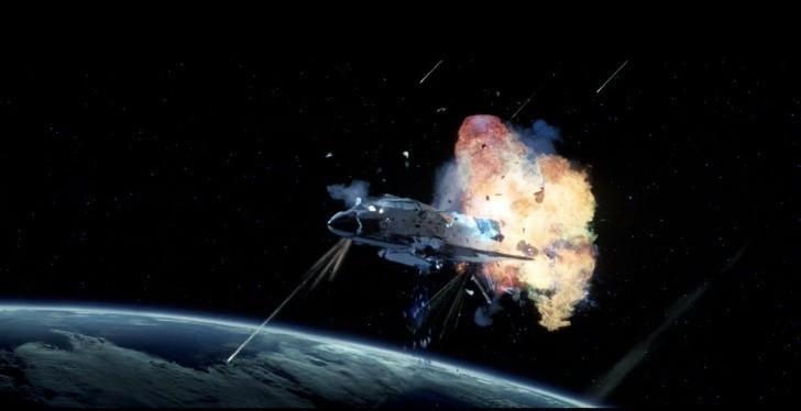 9. W kosmosie nie słychać głośnych dźwięków (a dokładniej, żadnych dźwięków).