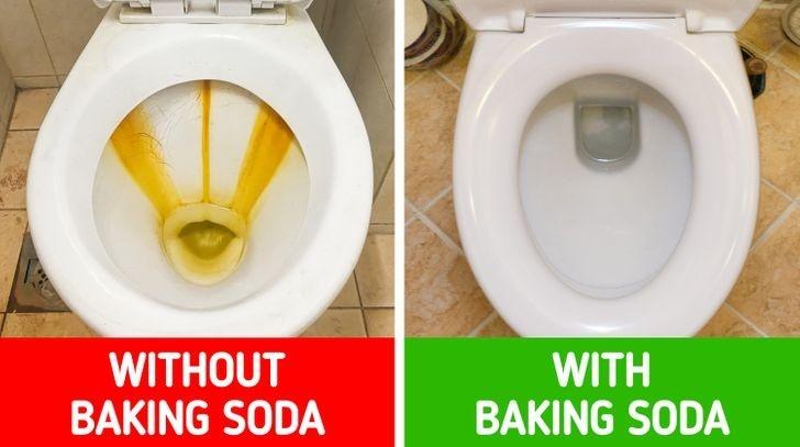 5. Wykorzystaj sodę oczyszczoną.