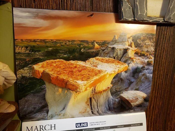 """""""Od jakiegoś czasu mam ochotę na grillowaną kanapkę z serem. Gdy spojrzałam na mój kalendarz, wszystko zrozumiałam."""""""