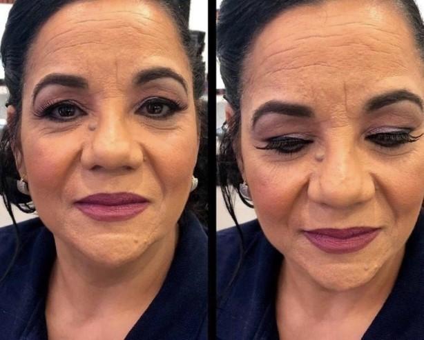4. Ten makijaż jest chyba najlepszy z przedstawionych.