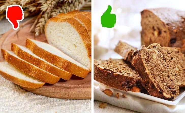 4. Brak błonnika w diecie