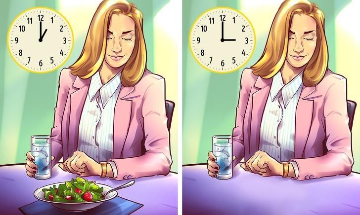5. Zbyt częste jedzenie, nawet gdy nie jesteś głodna