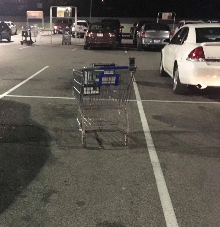 12. Ludzie, którzy robią to z wózkami: