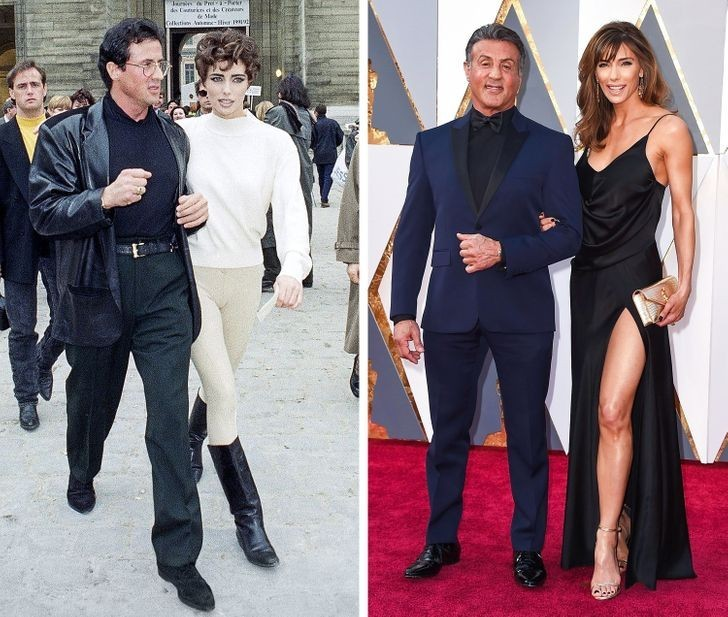 11. Sylvester Stallone i Jennifer Flavin — 23 lata wspólnie