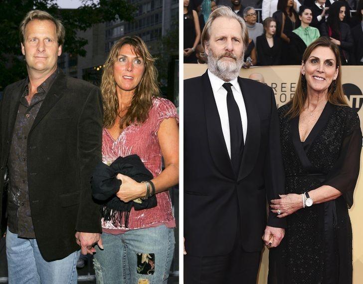 3. Jeff Daniels i Kathleen Rosemary Treado — 41 lata wspólnie