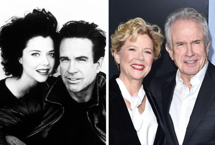 8. Warren Beatty i Annette Bening — 29 lat wspólnie