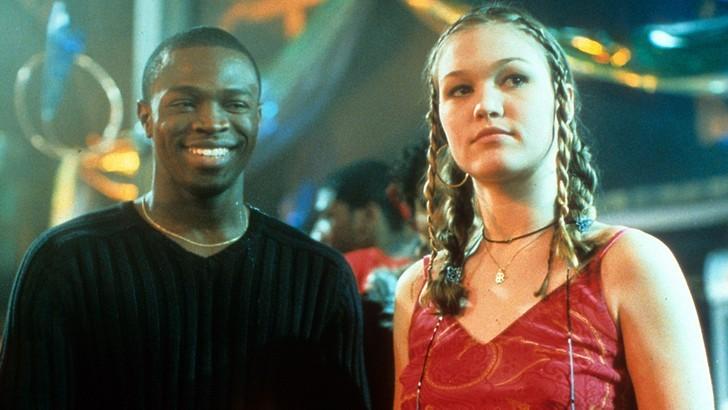 "7. Sean Patrick Thomas i Julia Stiles (Derek i Sara, ""W rytmie hip-hopu"")"
