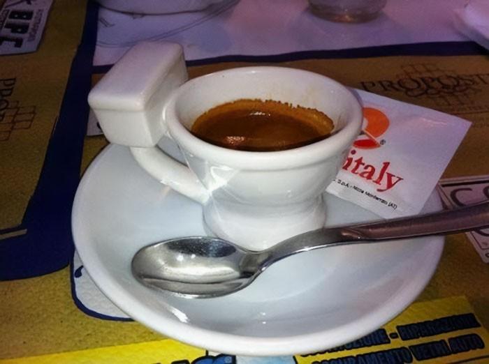 Ktoś zamawiał espresso?