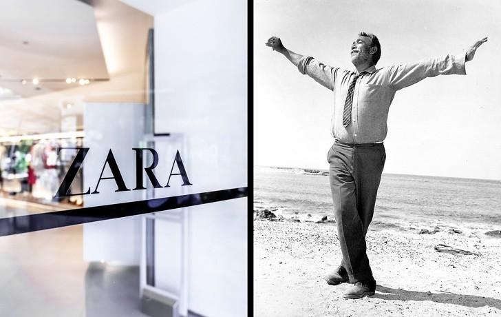 5. Zara, inspiracja filmem