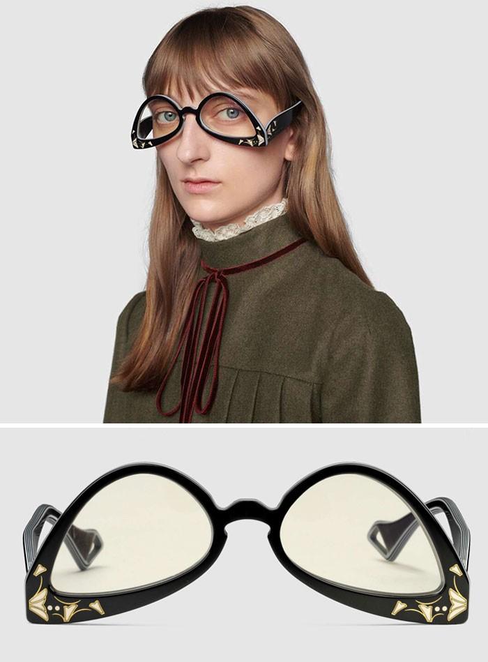 $490, by wyglądać jak osoba, która nie potrafi założyć okularów