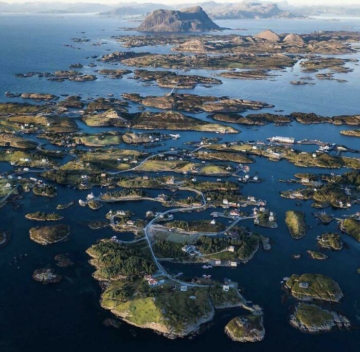 Archipelag w Norwegii