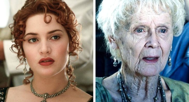 "Rose DeWitt Bukater - ""Titanic"""