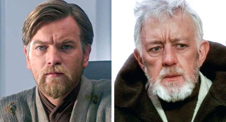"Obi-Wan Kenobi - saga ""Gwiezdne wojny"""