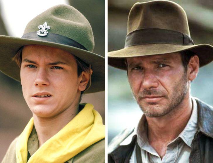 """Indiana Jones - """"Indiana Jones i ostatnia krucjata"""""""