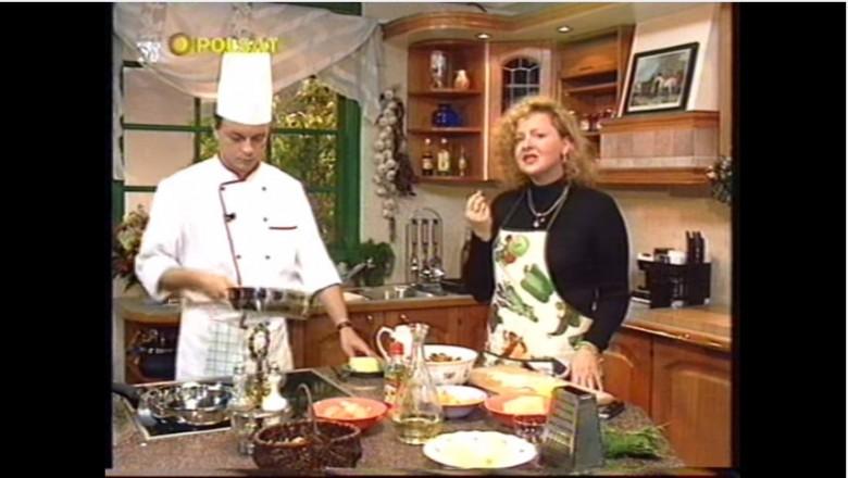 Magda Gessler 21 Lat Temu Czy Mozna Bylo Ugotowac Obiad Bez Krzyku