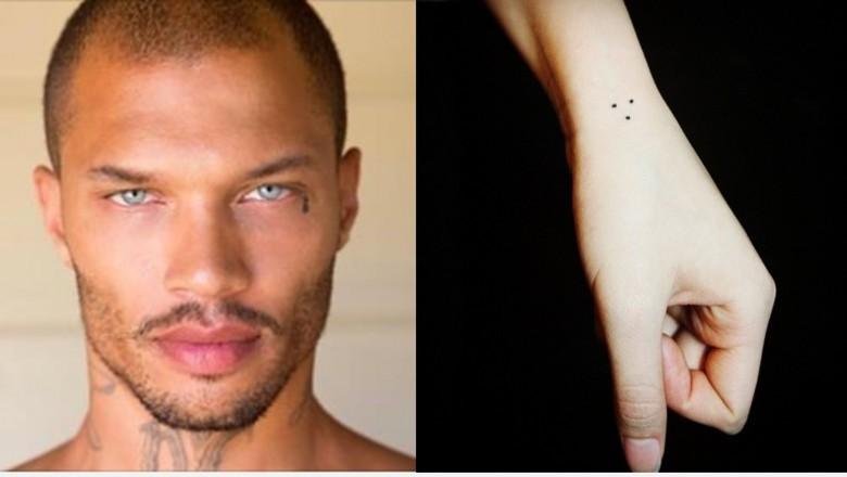Zobacz Pozornie Zwyczajne Tatuaże O Których Ukrytym