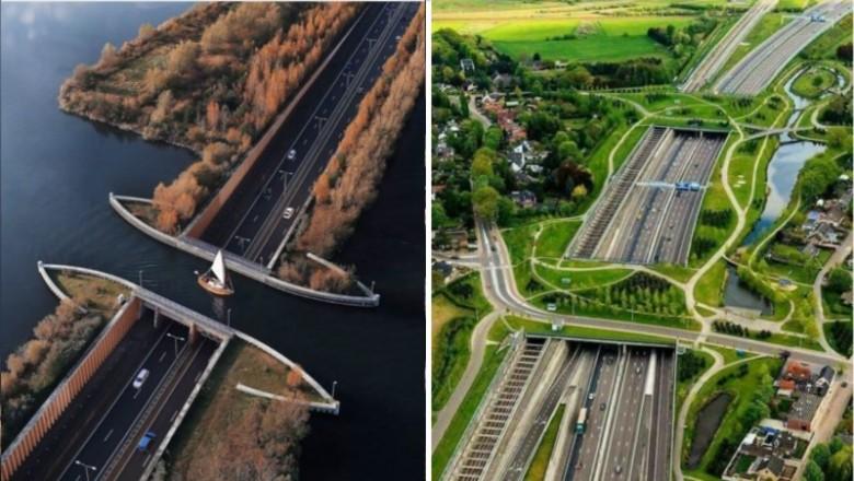 16 przykładów imponującej infrastruktury, którą doceni każdy inżynier